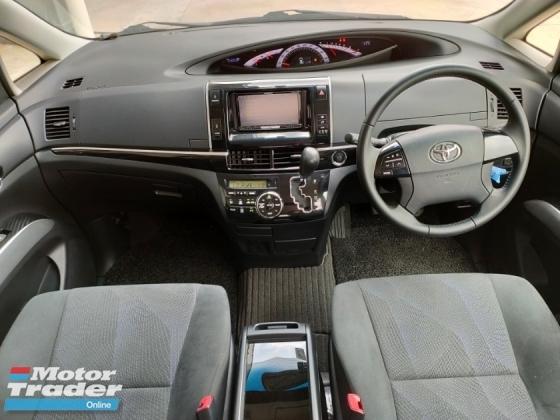2015 TOYOTA ESTIMA 2015 Toyota Estima 2.4 Aeras Power Boot Digital A Cond 7 Seater Unregister for sale
