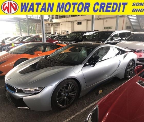 2015 BMW I8 1.5 COUPE HIGH SPEC HARMAN KARDON SOUND SYSTEM CHEAPEST IN MARKET 2015 UNREG