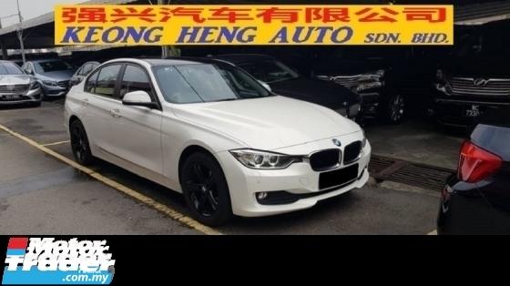 2015 BMW 3 SERIES 316I