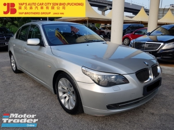 2007 BMW 5 SERIES 523I 2.5 E60 (A) Local