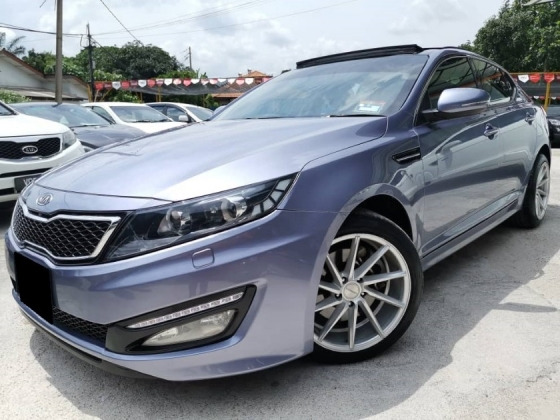 2014 KIA OPTIMA 2.0 NOVUS FULLSPEC LIKE NEW BLACKLIST PTPTN MAXIMUM FINANCE FAST LOAN APPROVAL !!!!!!!