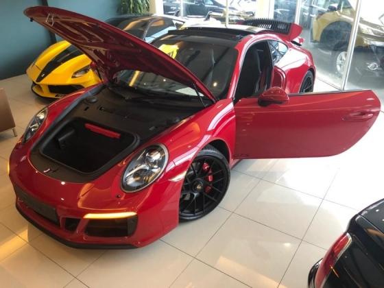 2017 PORSCHE 911 .2 CARRERA GTS 3.0L Coupe (OTR) *(SHOWROOM DEMO CAR IN. UK). FERRARI 458 ITARIA. 488 GTB. SPIDER. LAMBORGHINI HURACAN.