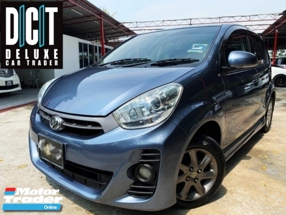 2015 PERODUA MYVI 1.3 SE LOW MILEAGE TIPTOP CONDITION 1 LADY OWNER