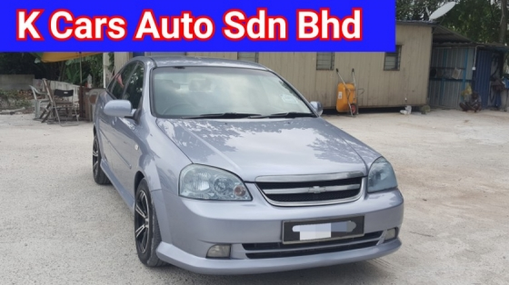 2006 CHEVROLET OPTRA 1.8 (A) D-Tec Premium (CBU) Super Condition Oldman Driving Very Sayang Kereta No Repair Need Worth Buy