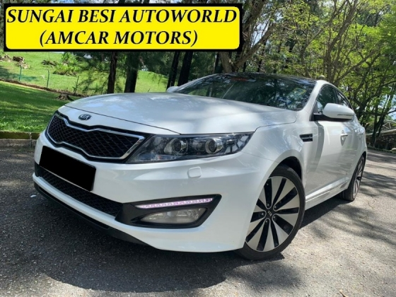 2014 KIA OPTIMA 2.0 K5 (A) PANORAMIC PREMIUM FULLOAN