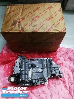 TOYOTA  3.5CC AUTO TRANSMISSION  VALVE BODY  U660E Auto transmission Repairs Kit AUTO TRANSMISSION GEARBOX PROBLEM M scope auto parts
