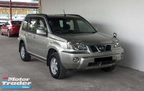 2007 NISSAN X-TRAIL 2.0L X-CVT (A) Luxury Comfort Facelift Model