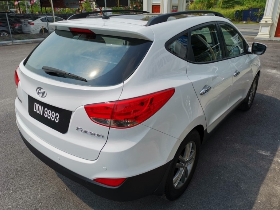 2010 HYUNDAI TUCSON 2.0 GLS (A) - High Spec with Sunroof , True Year Made