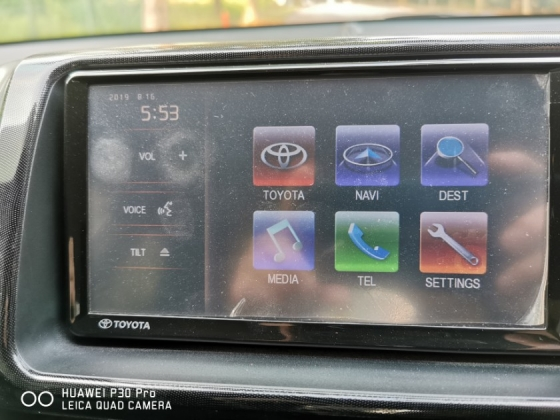 2014 TOYOTA VIOS 1.5J (AT) - LIKE NEW WITH WARRANTY TILL NOV 19