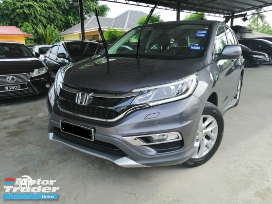 2016 HONDA CR-V CR-V B VERSION