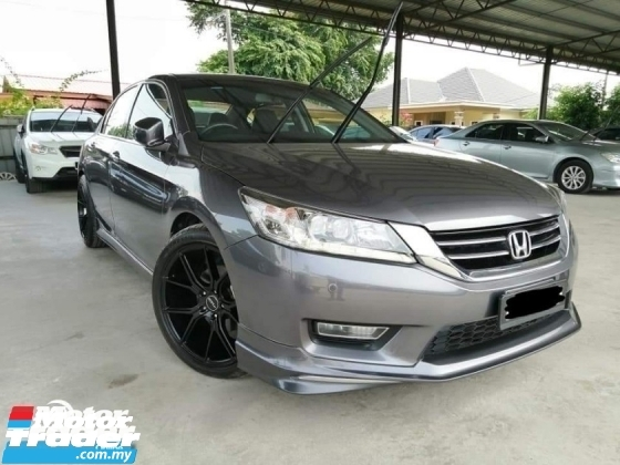 2013 HONDA ACCORD 2.4 VTI-L