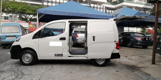 2014 NISSAN NV200 VANETTE 1.6 (M) PanelVanFuelSave