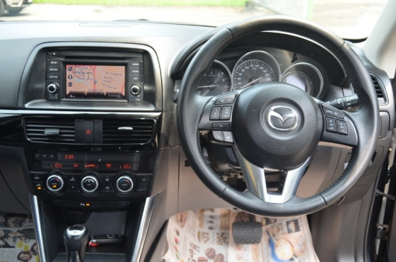 2015 MAZDA CX-5 2.0 2WD HIGH SPEC 70K KM FULL SERVICE RECORD
