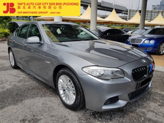 2012 BMW 5 SERIES 520D 2.0 DIESEL LOCAL