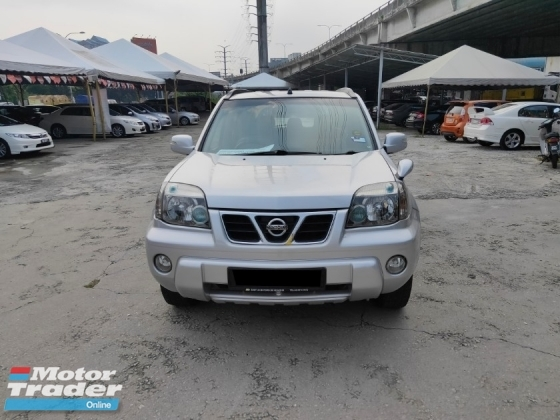2007 NISSAN X-TRAIL 2.0 (A) 1 OWNER TIPTOP LOW MIL