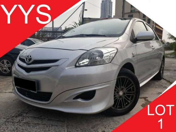 2008 TOYOTA VIOS 1.5 (M) VVTI CAREFUL OWNER GOOD CONDITION ACC FREE PROMOTION PRICE.