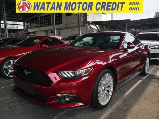 2016 FORD MUSTANG 2.3 ECOBOOST UK UNREG