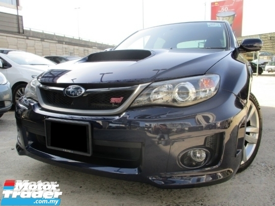 2014 SUBARU IMPREZA 2.5 STI Version10 SuperbConDiTIon