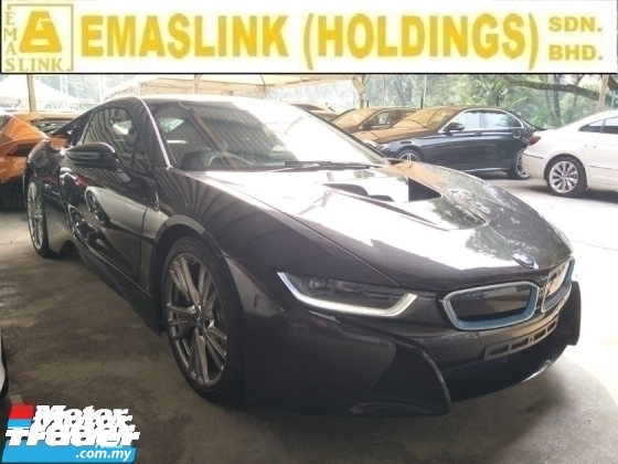 2016 BMW I8 1.5 TURBOCHARGER HYBIRD PUSH START KEYLESS RADAR CAEMRA 20 SPORT RIM ECO MODE SPORT MODE