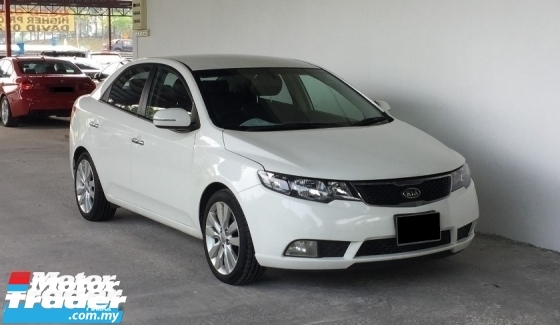 2011 KIA FORTE 2.0 (A) SX Push Start Full Spec Model