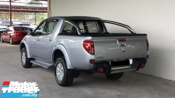 2010 MITSUBISHI TRITON 2.5 DI-D Facelift L200 4WD Pick-up King