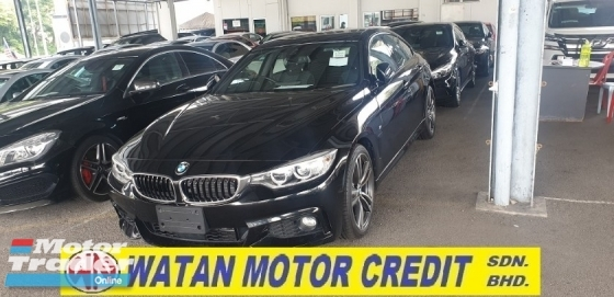 2015 BMW 4 SERIES 420i M SPORT GRAND COUPE JAPAN SPEC NO HIDDEN CHARGES
