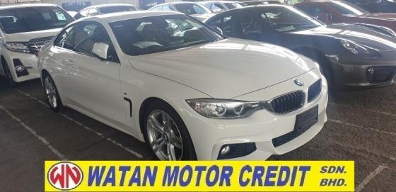 2014 BMW 4 SERIES COUPE 2 DOOR M SPORT JAPAN SPEC NO HIDDEN CHARGES