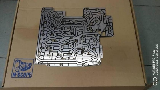 VALVE BODY SEPARATOR PLATE ZF BRAND 6HP19.21.26.28 AUTO TRANSMISSION GEARBOX PROBLEM M scope auto parts