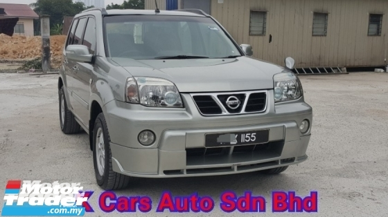 2008 NISSAN X-TRAIL 2.0L (A) 4WD Luxury SUV Go With Number 1155 Car Keep In Excellent Condition Interior Clean And Tidy Leather Seats Worth Buy