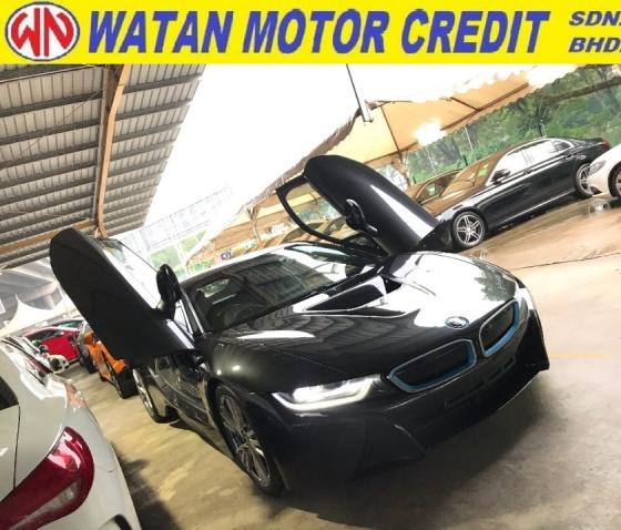 2016 BMW I8 BMW I8 1.5 COUPE HIGH SPEC HARMAN KARDON SOUND CHEAPEST IN MARKET 2016 UNREG