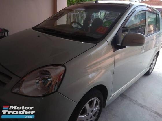 2008 PERODUA VIVA 1000 SXi