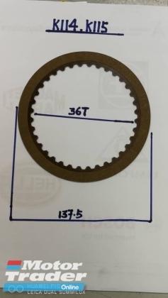 TOYOTA K114 115 NEW PRODUCT CVT AUTO CLUTCH FRICTION  CLUTCH AUTOMATIC TRANSMISSION GEARBOX PROBLEM