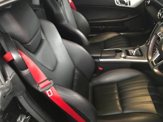 2015 MERCEDES-BENZ SLK SLK200 2.0 AMG SPORT NEW ENGINE PANORAMIC ROOF 2015 UNREG