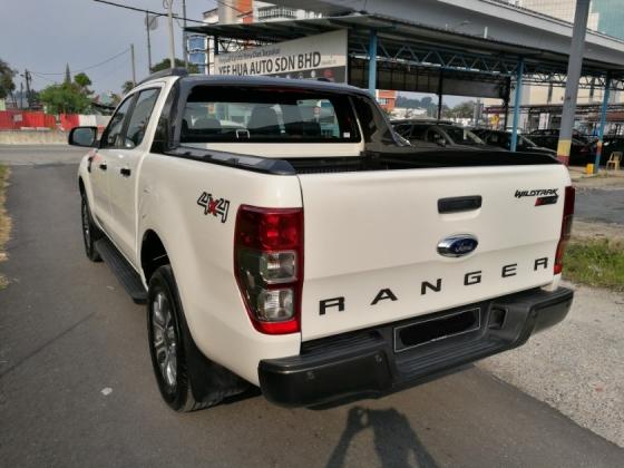 2019 FORD RANGER 2019 Ford RANGER 2.2 WILDTRAK (A) 4WD FULL SPEC