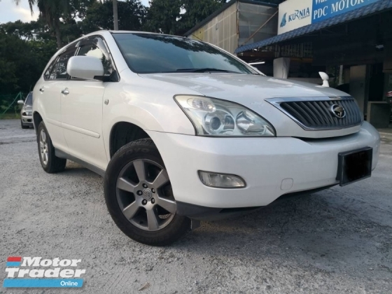 2011 TOYOTA HARRIER 2.4G(A)PREMIUM PACKAGE HIGH SPEC