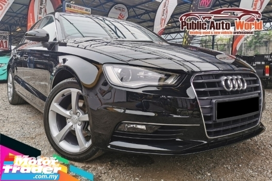 2015 AUDI A3 TURBO CBU Stronic WARRTY