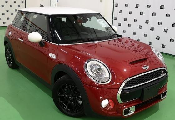 2014 MINI 3 DOOR 2014 MINI COOPER 2.0S JAPAN SPEC FACELIFT UNREG CAR SELLING PRICE ONLY ( RM 132,000.00 NEGO )