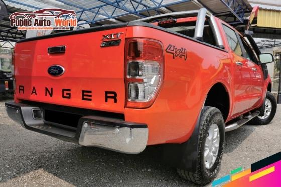 2013 FORD RANGER Ford RANGER 2.2 XLT HiRIDER (A) 6SPED 4WD WARRANTY
