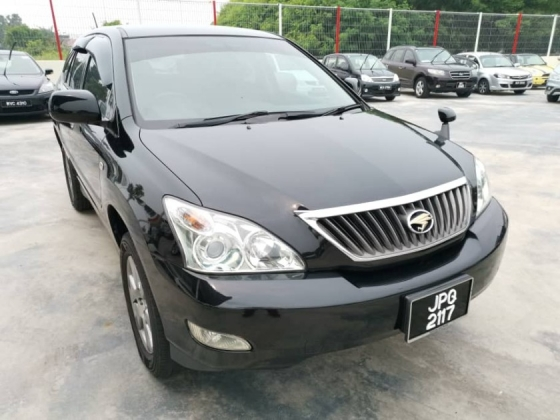 2009 TOYOTA HARRIER 2.4 (A) - One Lady Owner