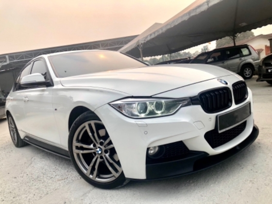 2014 BMW 3 SERIES F30 320I 2.0 (A) COVT M-SPORT VERSION