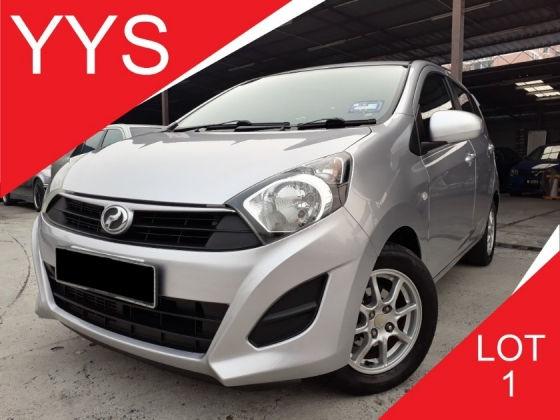 2015 PERODUA AXIA 1.0 (A) G SPEC 1 CAREFUL OWNER ACC FREE GOOD CONDITION PROMOTION PRICE.