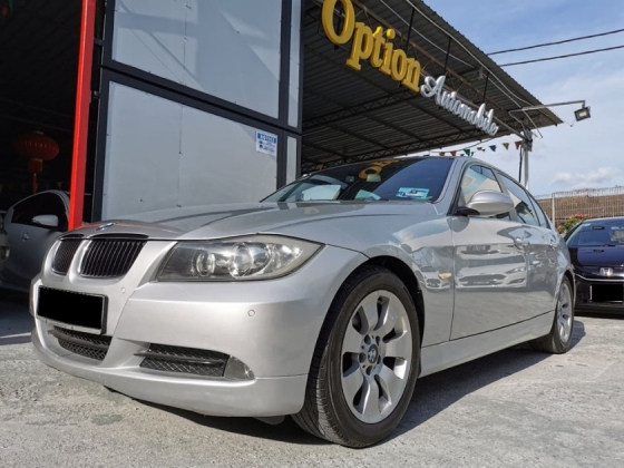 2009 BMW 3 SERIES 320I (A) CKD NEW PAINT FACELIFT
