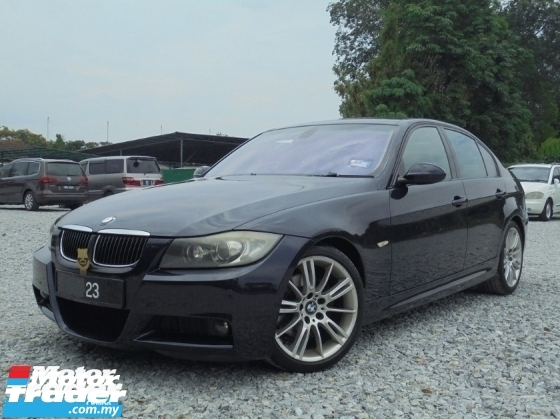 2007 BMW 3 SERIES 325i 2.5 Sport Edition E90 PushStart TipTOP LikeNEW