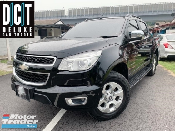 2014 CHEVROLET COLORADO 2.8 LTZ (A) 4WD 6 SPEED LOW MILEAGE 1 OWNER