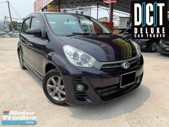 2014 PERODUA MYVI 1.5 SE ORIGINAL SPECIAL EDITION NAVI GPS HD SPORT SEAT ORIGINAL ONE OWNER MALAY