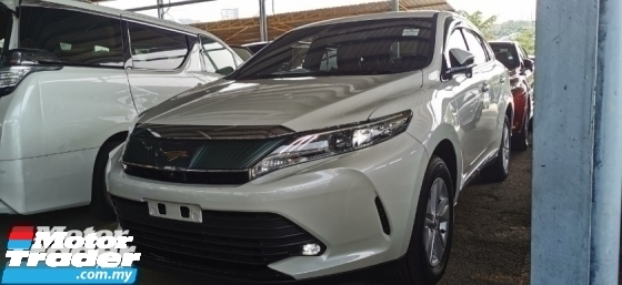 2018 TOYOTA HARRIER 2.0 PREMIUM FULLSPEC UNREG.TRUE YEAR MADE N MILEAGE CAN PROVE.PANAROMIC ROOF.POWER BOOT.360 CAMERA.PRE CRASH SYSTEM.LANE ASSIST.ELECTRIC SEAT.LEATHER.LED LIGHT.KEYLESS N ETC.FREE WARRANTY N MANY GIFTS