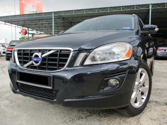 2010 VOLVO XC60 T6 SE AWD (A) NiceCondition HargaMurah