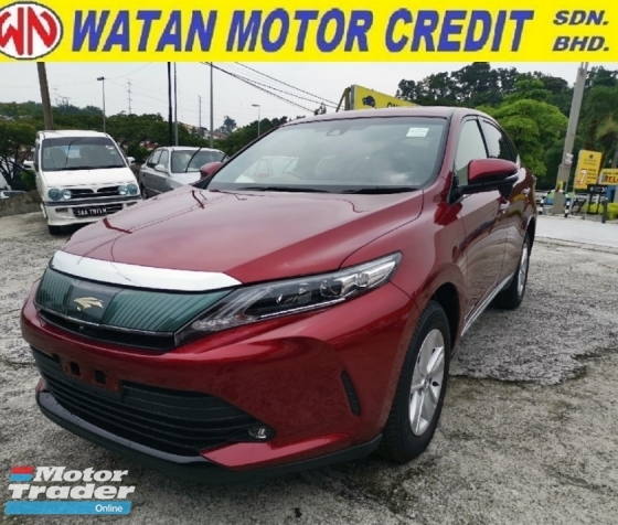 2017 TOYOTA HARRIER 2.0 Premium New Car 1 YEAR WARRANTY