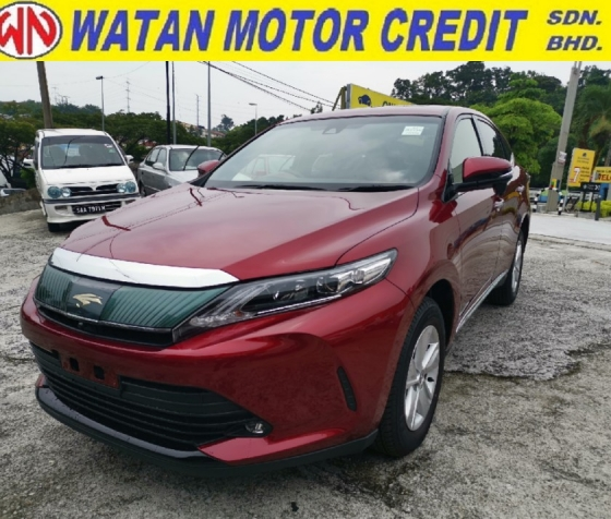 2017 TOYOTA HARRIER 2.0 PREMUIM NEW CAR 1 YEAR WARRANTY