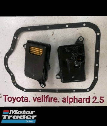 TOYOTA VELLFIRE  2.5  ALPHARD AUTOMATIC TRANSMISSION AUTO KIT NEW PRODUCT GEARBOX PROBLEM
